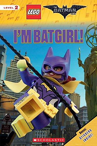9781338118155: I'm Batgirl! (Lego The Batman Movie, Level 2)