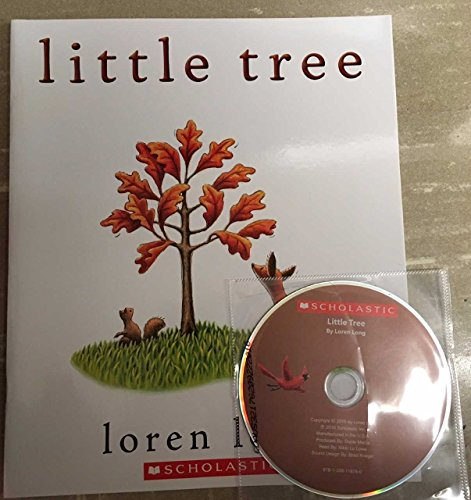 9781338118780: Little Tree Paperback and Audio CD