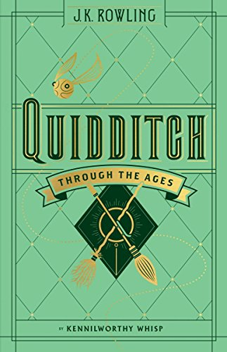 9781338125740: Quidditch Through the Ages (Harry Potter (Hardcover))