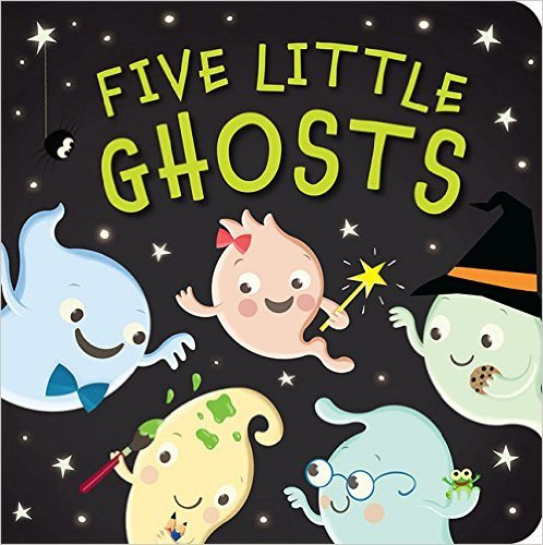 9781338128116: Five Little Ghosts