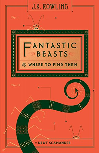 9781338132311: Fantastic Beasts and Where to Find Them (Hogwarts Library Book) (Harry Potter)