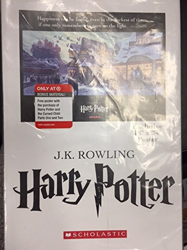"Harry Potter Exclusive Poster 18"" x 24"": Rowling"