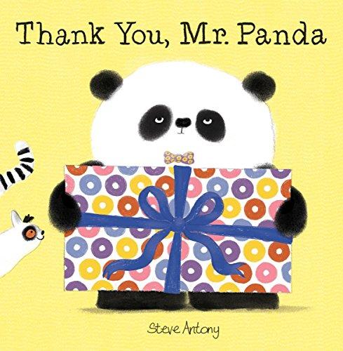 9781338158366: Thank You, Mr. Panda