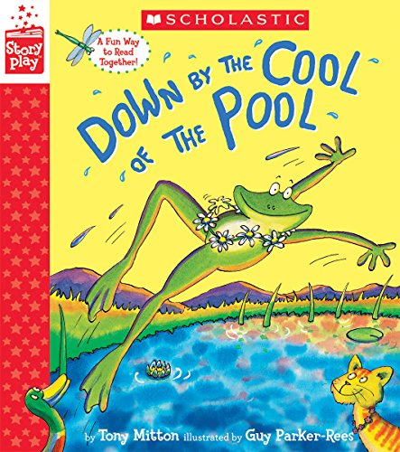 9781338158410: Down by the Cool of the Pool (a Storyplay Book)