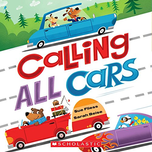 9781338161854: Calling All Cars