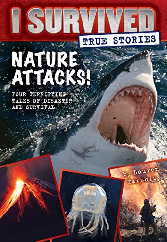 Stock image for Nature Attacks! (I Survived True Stories #2) for sale by Orion Tech