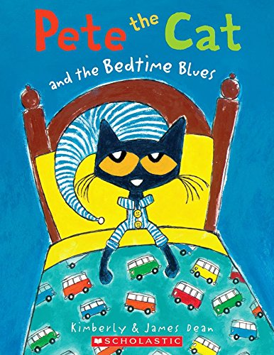9781338182651: Pete the Cat and the Bedtime Blues