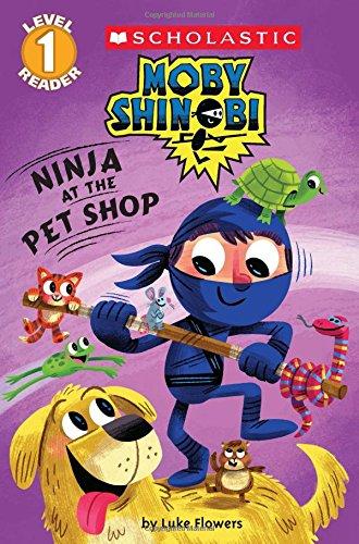 Ninja at the Pet Shop (Paperback)