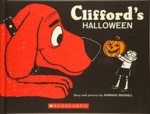 9781338188318: Clifford's Halloween: Vintage Hardcover Edition