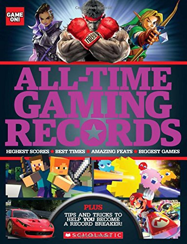 9781338189957: All-Time Gaming Records (Game On!)