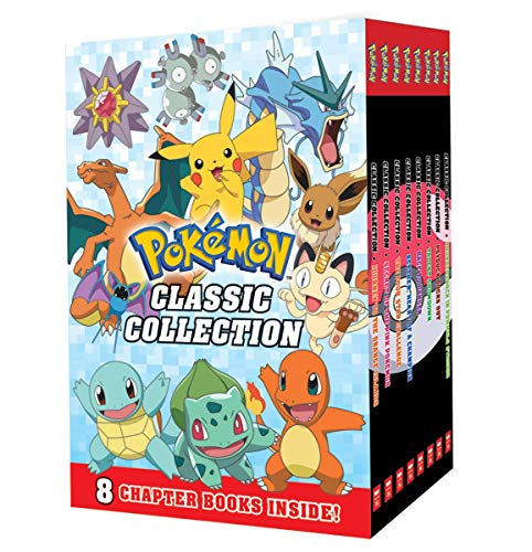Classic Chapter Book Collection (Pok?mon)