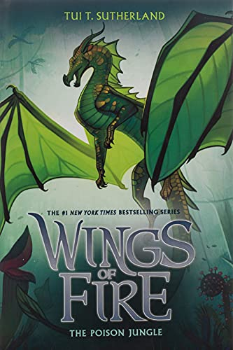 9781338214512: The Poison Jungle (Wings of Fire, Book 13)