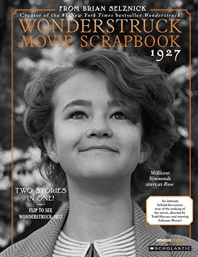 The Wonderstruck Movie Scrapbook: Selznick, Brian