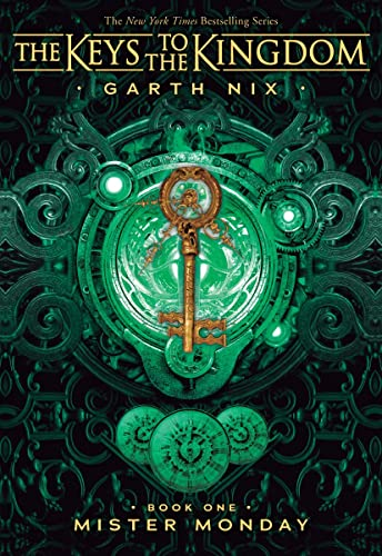 9781338216134: Mister Monday (Keys to the Kingdom #1) (The Keys to the Kingdom)