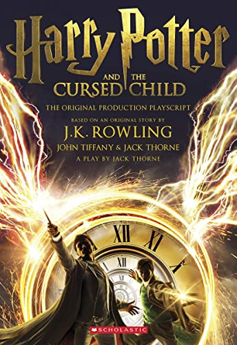 9781338216660: Harry Potter and the Cursed Child: Parts One and Two Playscript