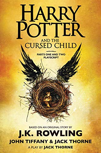 HARRY POTTER & CURSED CHILD PLAYSCRIPT: ROWLING JK