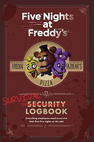 9781338229301: Five Nights at Freddy's Survival Logbook