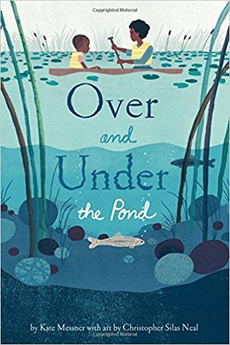 9781338243314: Over and Under the Pond
