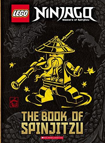 9781338245370: The Book of Spinjitzu (Lego Ninjago)