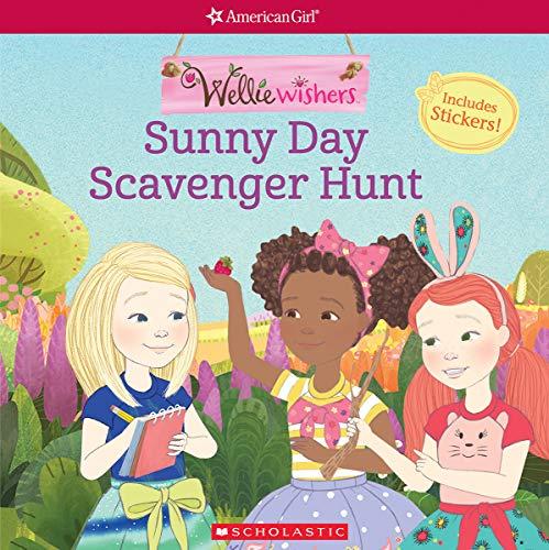 Sunny Day Scavenger Hunt (American Girl: WellieWishers): Rusu, Meredith
