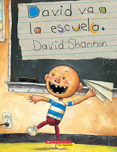 David va a la escuela (David Books): Shannon, David