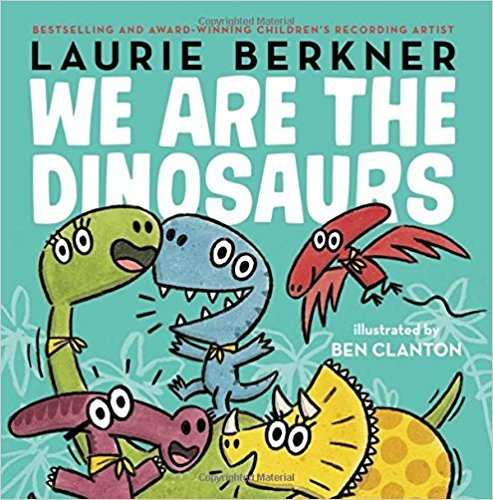 9781338273106: We Are the Dinosaurs