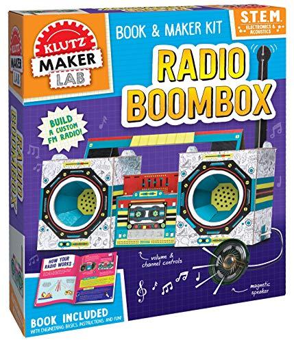 9781338325843: Klutz: Radio Boombox