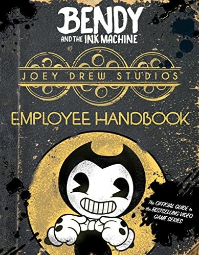9781338343922: Joey Drew Studios Employee Handbook (Bendy and the Ink Machine)