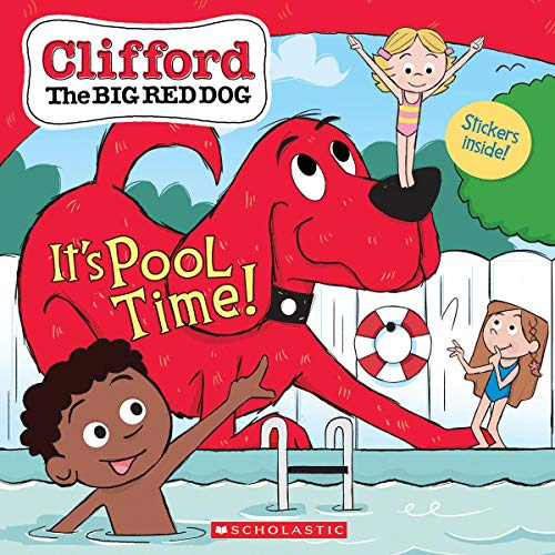 9781338530674: It's Pool Time! (Clifford)