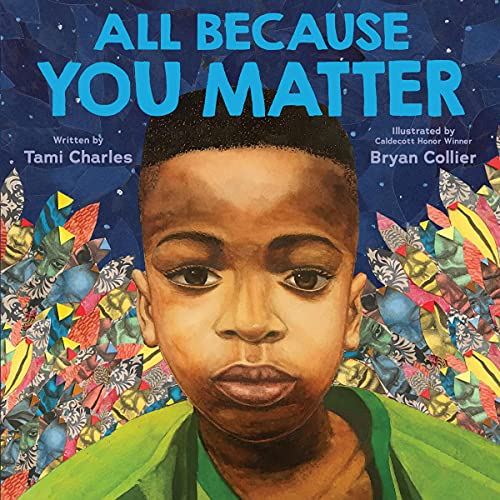 9781338574852: All Because You Matter