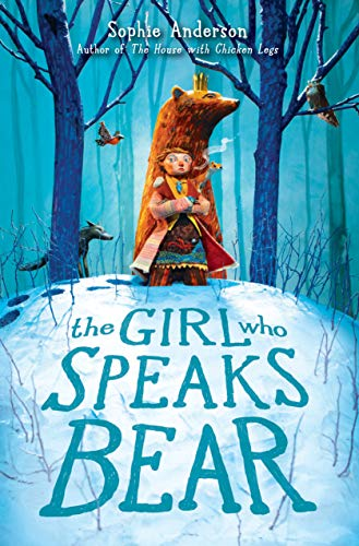 9781338580839: The Girl Who Speaks Bear