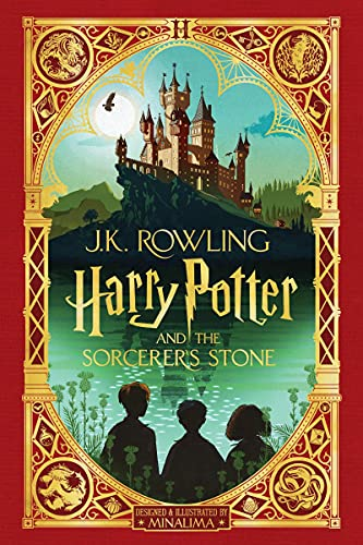 9781338596700: Harry Potter and the Sorcerer's Stone: MinaLima Edition (Harry Potter, Book 1) (Illustrated edition) (1)