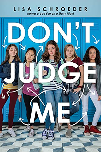 Book Cover: Don't Judge Me