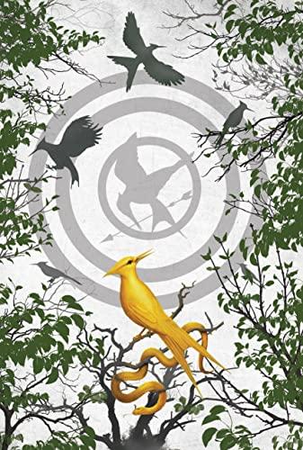 9781338680072: La ballade des oiseaux chanteurs et des serpents: un journal vierge (The Hunger Games)