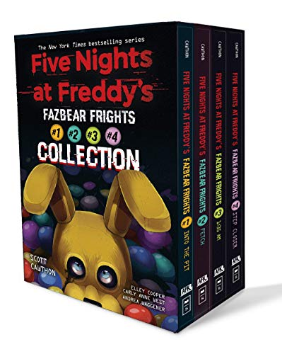 9781338715804: Fazbear Frights Four Book Boxed Set (Five Nights at Freddy's)