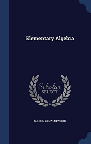 9781340031893: Elementary Algebra
