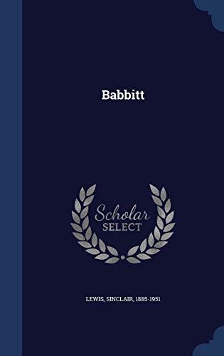 9781340044435: Babbitt