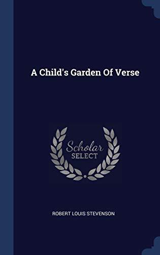 9781340128340: A Child's Garden Of Verse