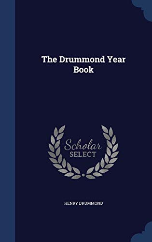 9781340141455: The Drummond Year Book