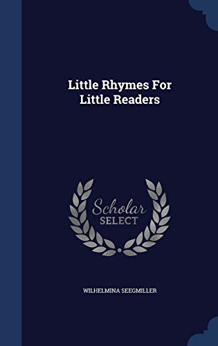 9781340148799: Little Rhymes for Little Readers