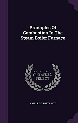 9781340631475: Principles of Combustion in the Steam Boiler Furnace