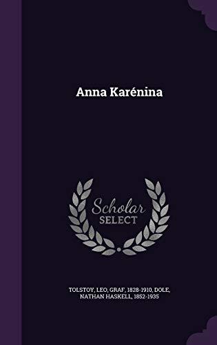 9781340640453: Anna Karénina