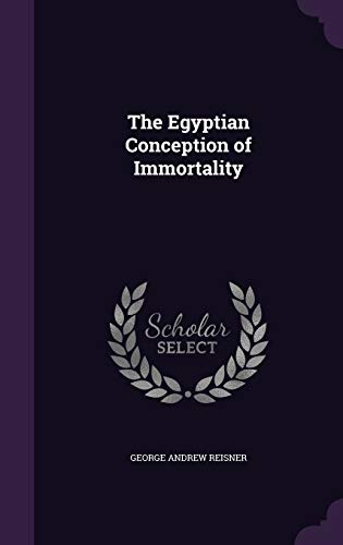 9781340696443: The Egyptian Conception of Immortality