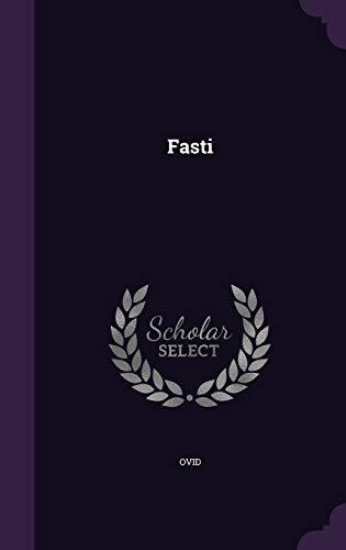 9781341069178: Fasti