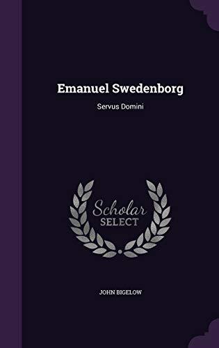 9781341080210: Emanuel Swedenborg: Servus Domini