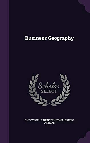 9781341169854: Business Geography