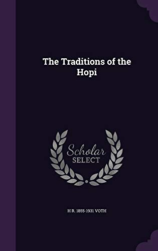 9781341176852: The Traditions of the Hopi