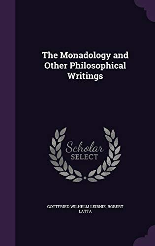 9781341212055: The Monadology and Other Philosophical Writings