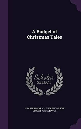 9781341259609: A Budget of Christmas Tales
