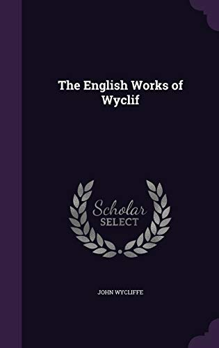 9781341369902: The English Works of Wyclif